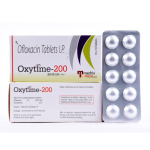 OXYTIME 200 for pharma franchise