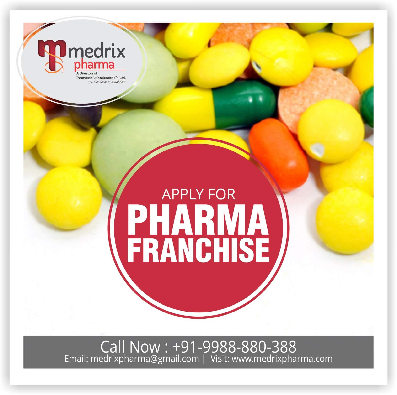 Pharma Franchise for Nutraceuticals Drugs
