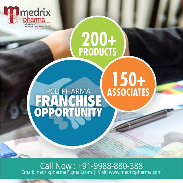PCD Pharma Franchise in Jammu