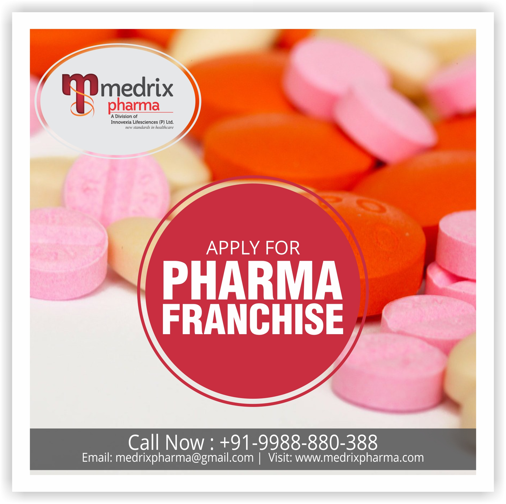 PCD Pharma Franchise in Puducherry