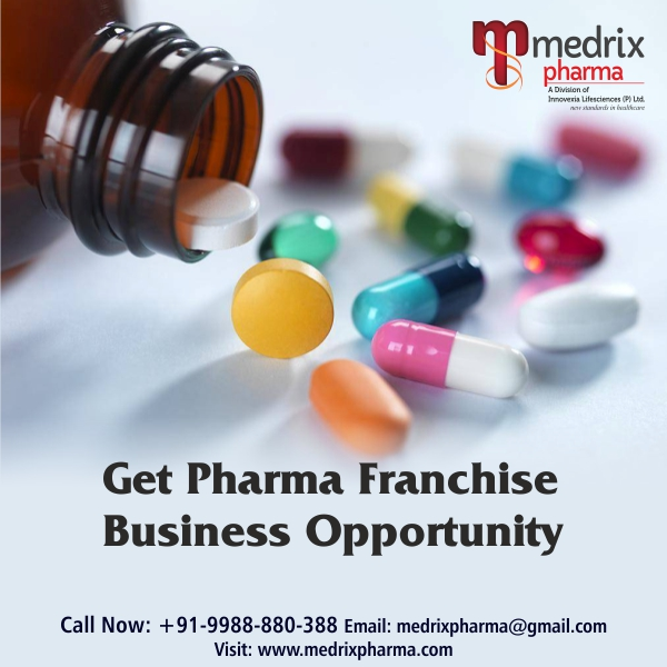Pharma franchise companies in baddi